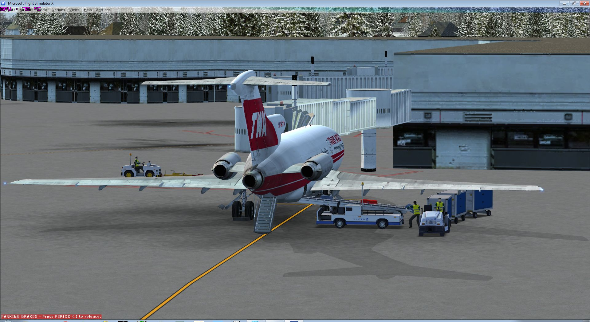 CAPTAIN SIM FORUM - Pushback and more for all planes, at all airports